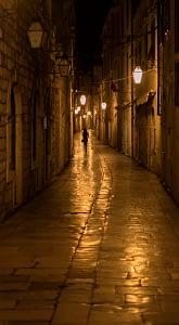 Walking Home Alone